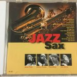 【おすすめ100円CD】Jazz SaxオムニバスCD