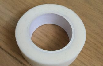 サージカルテープ(不織布) 【ダイソー】